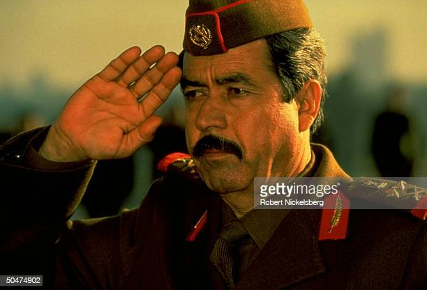 Ali Hassan alMajid Iraqi Pres Saddam Hussein's cousin member of his inner circle gov of Kuwait during 1990 invasion occupation