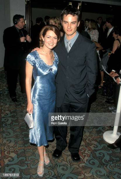 Ali Hillis and Kerr Smith at the 10th Annual GLAAD Media Awards Century Plaza Hotel Los Angeles