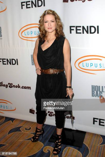 Ali Hillis attends Lupus LA 8th Annual Bag Ladies Luncheon at Beverly Wilshire Four Seasons Hotel on November 16 2010 in Beverly Hills California