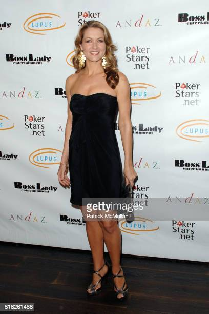 Ali Hillis attends Lupus LA Raises Awareness with 'Get Lucky for Lupus' on February 25 2010 in West Hollywood California