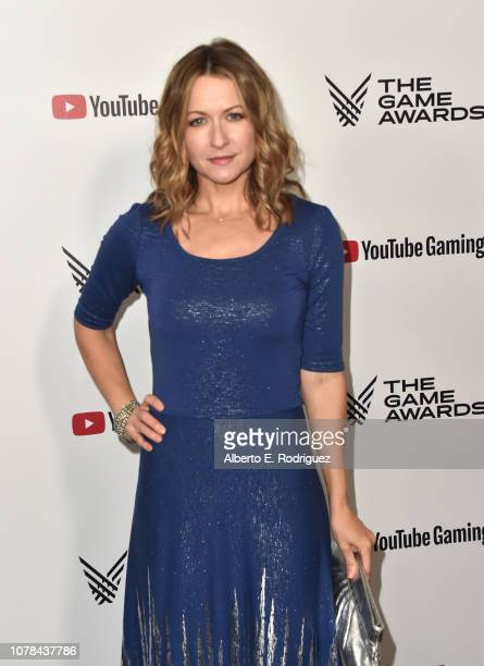 Ali Hillis attends The 2018 Game Awards at Microsoft Theater on December 06 2018 in Los Angeles California