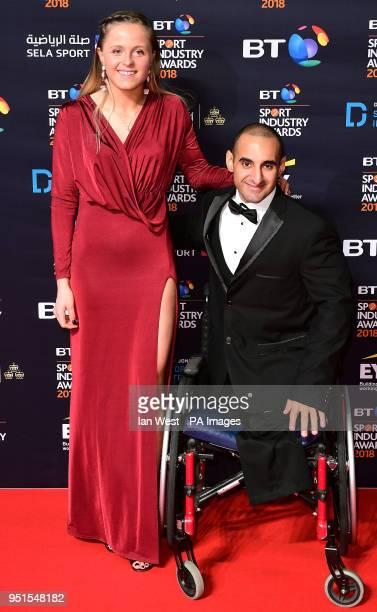 Ali Jawad attending the BT Sport Industry Awards 2018 held at Battersea Evolution in Battersea Park London
