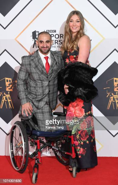 Ali Jawad attends the 2018 BBC Sports Personality Of The Year at The Vox Conference Centre on December 15 2018 in Birmingham England