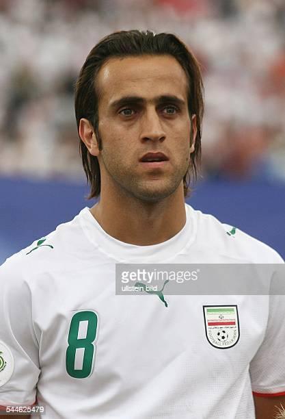 Ali Karimi Sportler Fußball Iran