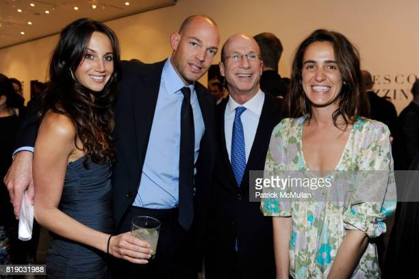 Ali Kay Alex von Furstenberg Jim Gordon and Coco Brandolini attend Whitney Museum American Art Awards Gala at DVF Studios 820 Washington St on May 6...