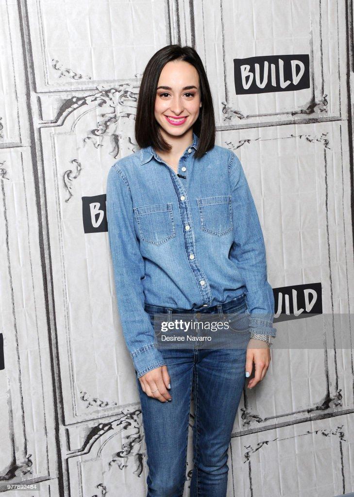 Celebrities Visit Build - June 18, 2018