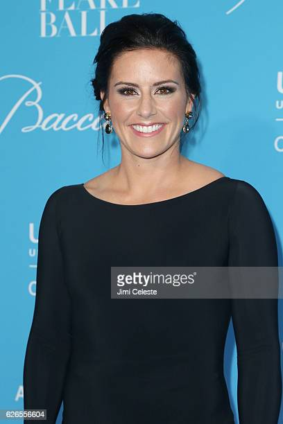 Ali Krieger attends the 12th Annual UNICEF Snowflake Ball at Cipriani Wall Street on November 29 2016 in New York City