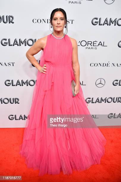 Ali Krieger attends the 2019 Glamour Women Of The Year Awards at Alice Tully Hall on November 11 2019 in New York City