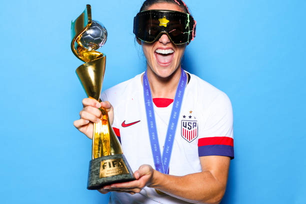 FRA: Winner's Portraits: Final - 2019 FIFA Women's World Cup France