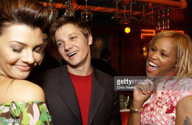 Ali Landry, Devon Sawa & Eve during Playstation 2 Hosts the Movieline Young Hollywood Awards After-Party in Los Angeles, California, United States.
