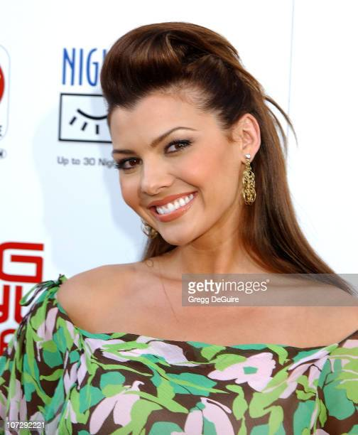 Ali Landry during AMC Movieline's Hollywood Life Magazine's Young Hollywood Awards 2003 at El Rey Theatre in Los Angeles California United States