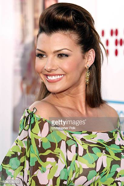 Ali Landry during AMC Movieline's Hollywood Life Magazine's Young Hollywood Awards Arrivals by Chris Polk at El Rey Theatre in Los Angeles California...