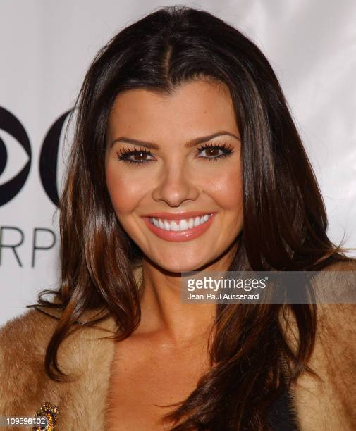 Ali Landry during CBS/Paramount/UPN/Showtime/King World 2006 TCA Winter Press Tour Party - Arrivals at The Wind Tunnel in Pasadena, California,...