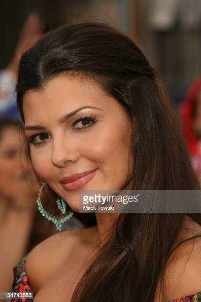 Ali Landry during 'Pirates of the Caribbean Dead Man's Chest' Los Angeles Premiere Arrivals at Main Street USA Disneyland in Anaheim California...