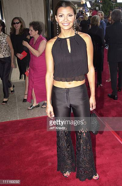 Ali Landry during 'The Patriot' Premiere in Los Angeles California United States
