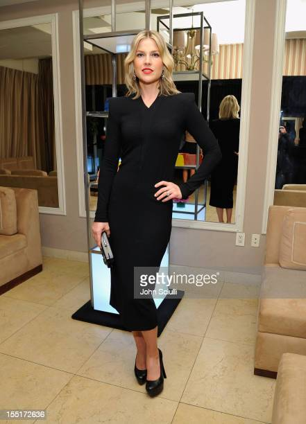 Ali Larter attends a dinner celebrating the Devi Kroell Spring Summer 2013 Collection at Sunset Tower on November 1 2012 in West Hollywood California