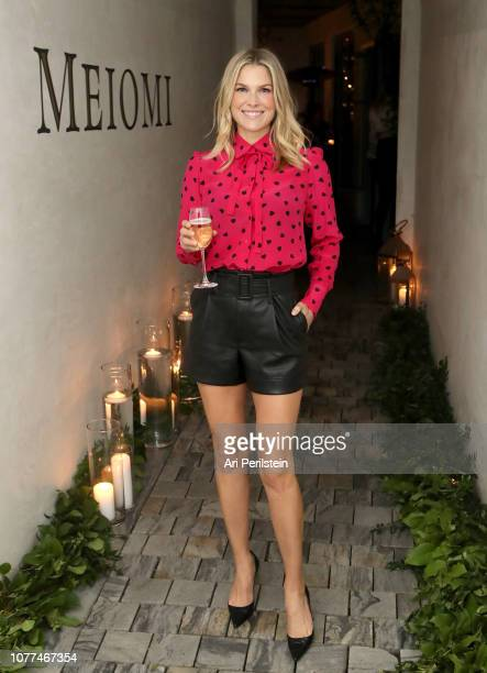 Ali Larter attends Meiomi Sparkling Wine launch event hosted by Ali Larter at Ysabel on December 04 2018 in West Hollywood California
