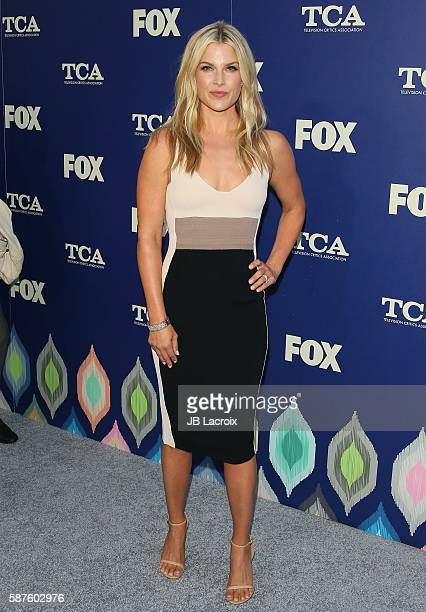 Ali Larter attends the FOX Summer TCA Press Tour on August 8 2016 in Los Angeles California