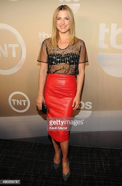 Ali Larter attends the TBS / TNT Upfront 2014 at The Theater at Madison Square Garden on May 14 2014 in New York City 24674_001_0859JPG