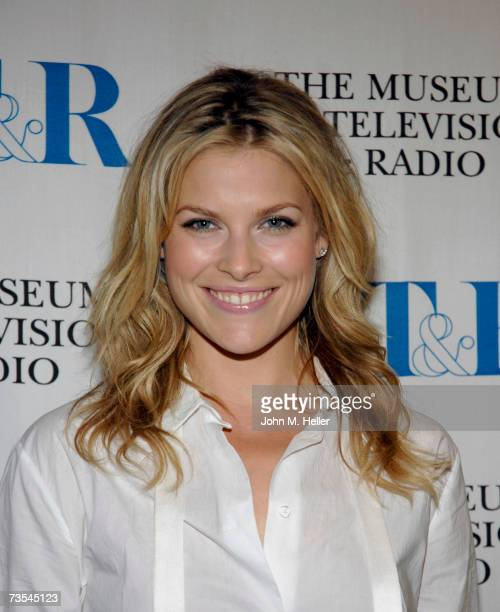 Ali Larter attends the TwentyFourth Annual William S Paley Television Festival 'Heroes' at the Directors Guild of America on March 10 2007 in Los...
