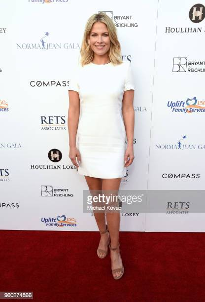 Ali Larter attends Uplift Family Services at Hollygrove's 7th Annual Norma Jean Gala Presented By Houlihan Lokey on May 19 2018 in Hollywood...