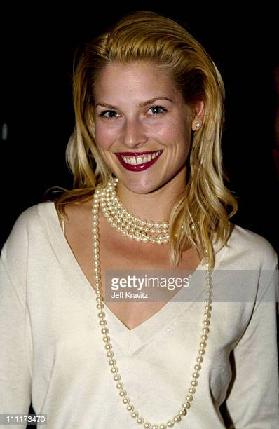 Ali Larter during 2005 HBO PreGolden Globe Awards Party in Los Angeles California United States