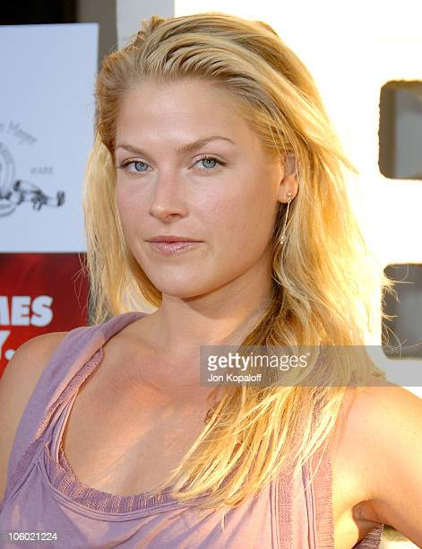 Ali Larter during Clerks II Los Angeles Premiere Arrivals at ArcLight Cinema in Hollywood California United States