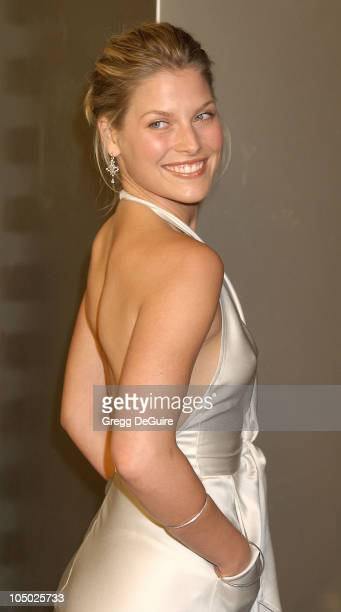 Ali Larter during 'Final Destination 2' Premiere at Cinerama Dome in Hollywood California United States