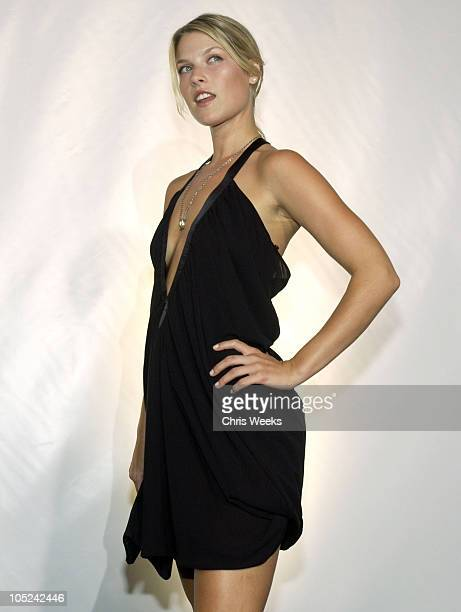 Ali Larter during Giorgio Armani Receives The First Rodeo Drive Walk Of Style Award Arrivals at Rodeo Drive Walk Of Style in Beverly Hills California...