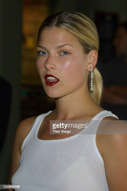 Ali Larter during 'Legally Blonde' Southampton Screening July 7 2001 in South Hampton New York United States