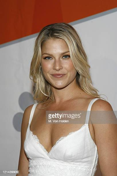 Ali Larter during NBC 20062007 Primetime Preview at Radio City Music Hall in Manhattan New York United States