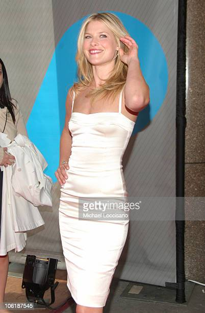 Ali Larter during NBC 20072008 Primetime Preview Red Carpeti Upfronts Arrivals at Radio City Music Hall in New York City New York United States