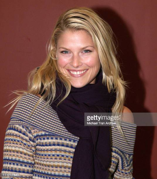 Ali Larter during 'See This Movie' Los Angeles Premiere Arrivals at Regent Showcase in Los Angeles California United States