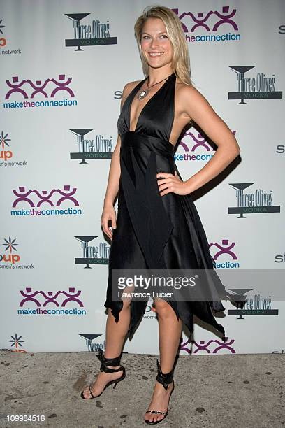 Ali Larter during Step Up Women's Network Hosts Sugar Spice 2005 at HOME in New York City New York United States