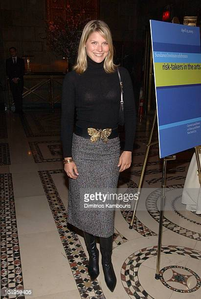 Ali Larter during Sundance Institute Hosts Risk Takers in The Arts at Cipriani 42nd Street in New York City New York United States