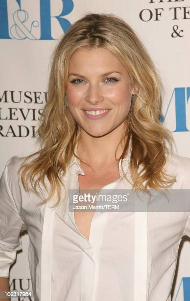 Ali Larter during The 24th Annual William S Paley Television Festival An Evening with Heroes at DGA in Hollywood California United States
