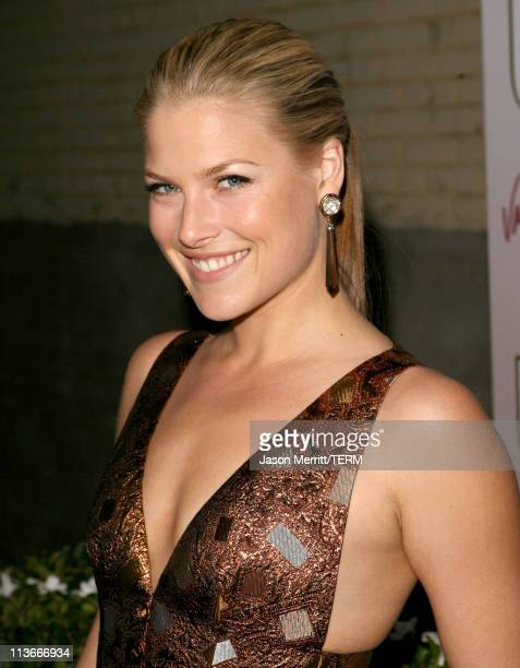 Ali Larter during Us Weekly Presents Us' Hot Hollywood 2007 Red Carpet at Sugar in Hollywood California United States