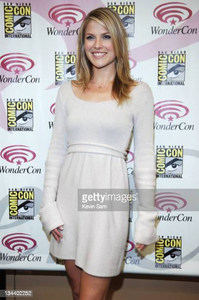 Ali Larter during WonderCon Day 2 at Moscone Center in San Francisco California United States