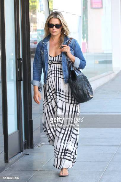 Ali Larter is seen in Beverly Hills on September 04 2014 in Los Angeles California