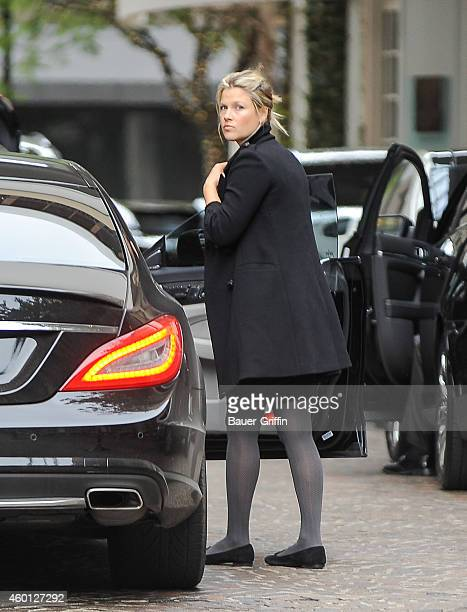 Ali Larter is seen on December 07 2014 in Los Angeles California