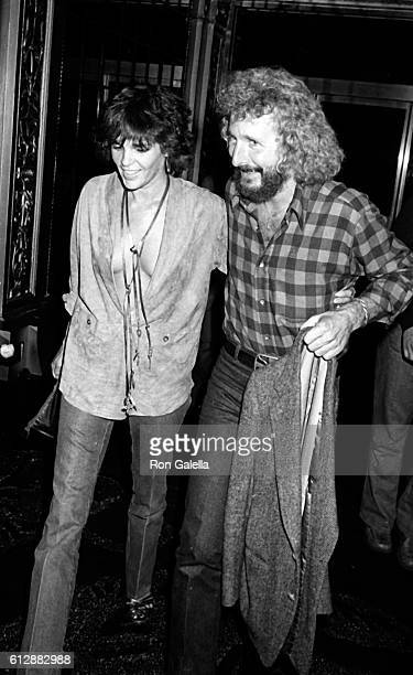 Ali MacGraw and Larry Spangler attend Diana Ross Opening Party on October 10 1978 at Studio 54 in New York City