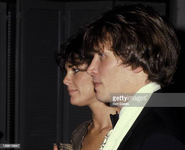 Ali MacGraw and Peter Weller attend the Metropolitan Museum of Art Costume Institute Exhibition 'Fashions of the Hapsburg Era' on December 3 1979 at...