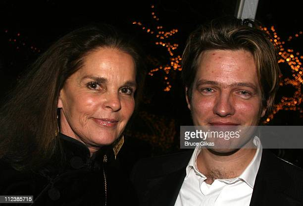 Ali MacGraw and Thomas Vinterberg original film writer