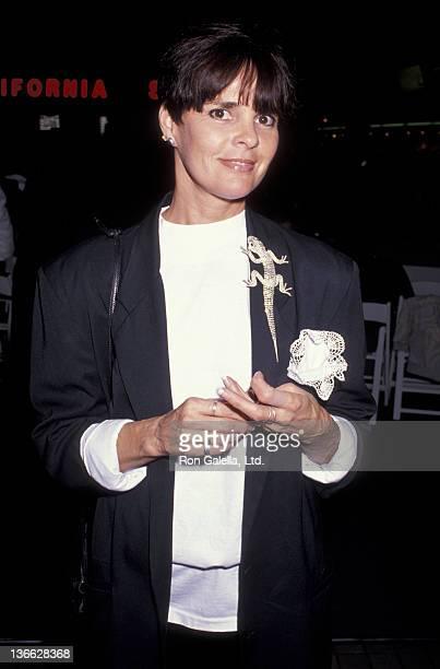 Ali MacGraw attends Free Arts for Kids Benefit on November 7, 1989 at the Santa Monica Mall in Santa Monica, California.