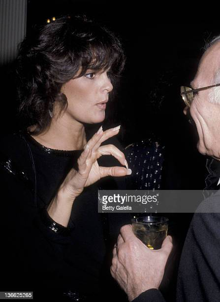 Ali MacGraw attends Ladies Home Journal Women of the Year Awards on November 28 1979 at the Pierre Hotel in New York City