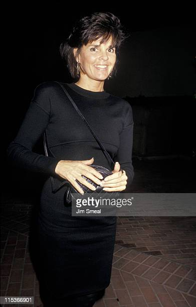 Ali MacGraw during Launch of Victoria Principal's book 'The Diet Principal' at Neiman Marcus Department Store in Beverly Hills California United...