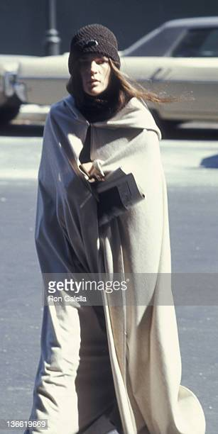 Ali MacGraw sighted on March 5 1971 Fifth Avenue in New York City