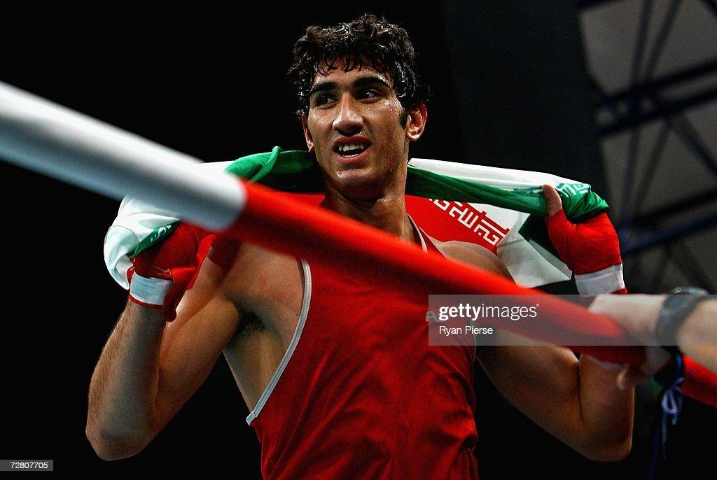 15th Asian Games Doha 2006 - Boxing : News Photo