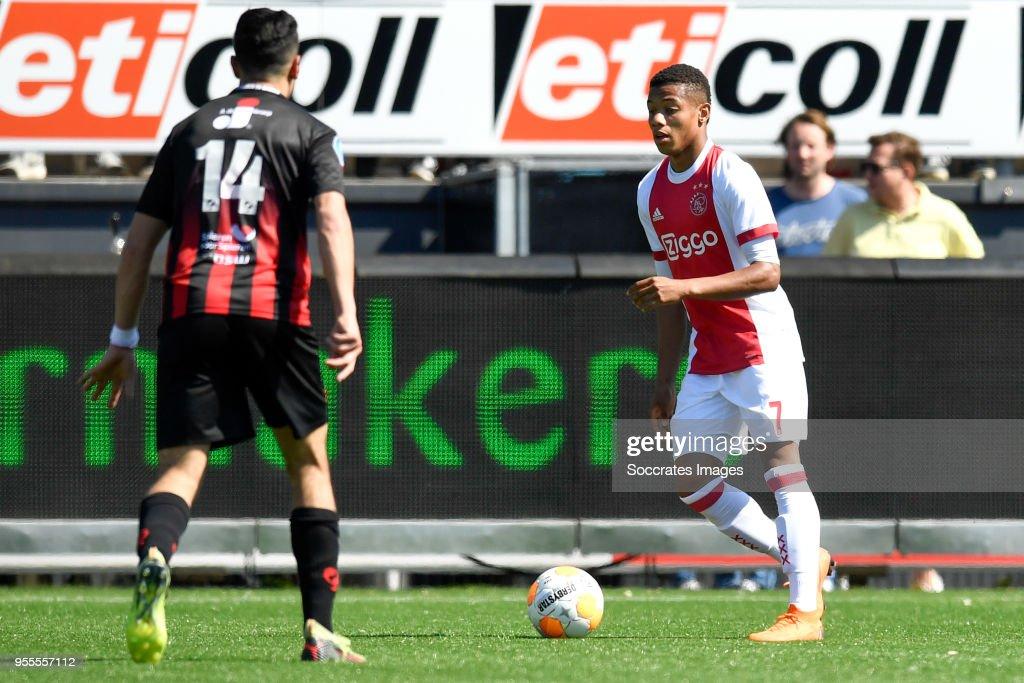 Excelsior v Ajax - Dutch Eredivisie : News Photo