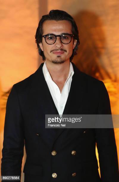 Ali Mostafa attends Piaget celebrates Abdullah Al Kaabi's talent by hosting a private screening of his short film 'More Than Love' at Peregine...
